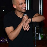 Comedian and Emcee Simone