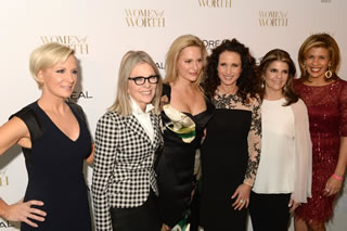 2014 Women of Worth Celebrity Guests